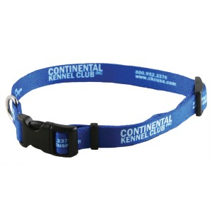 CKC Logo Snap Collar