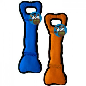 Nylon Tug Toy with Handle
