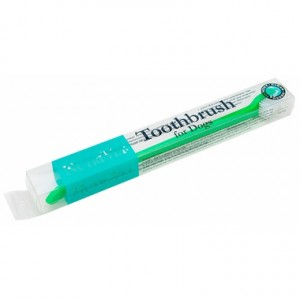 Double Ended Dog Toothbrush by Nutri-Vet