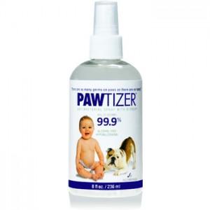 Pawtizer Antibacterial Paw Spray- 8oz
