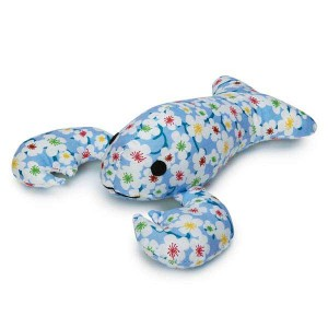 Zanies Lovely Lobster Dog Toys