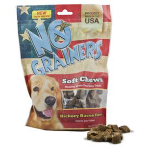 No Grainers Patriotic Chicken Liver Soft Chews
