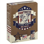 PAWTRIOTIC Natural Dog Treats