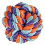 Monkey Fist Rope Ball Toy