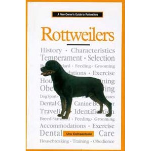 A New Owner's Guide to Rottweilers