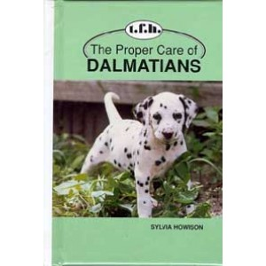 Proper Care Of Dalmatians