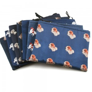 Dog Breed Cosmetic Bags [7 BREEDS]