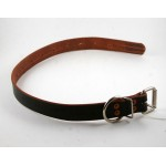 Genuine Leather Dog Collar by Horton's