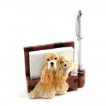 Dog Breed Notepad Holders [24 BREEDS]