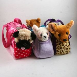 Assorted Fancy Pals Carrier Toys