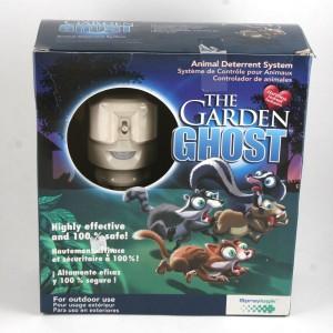 The Garden Ghost Animal Deterrant System by Spraylogik