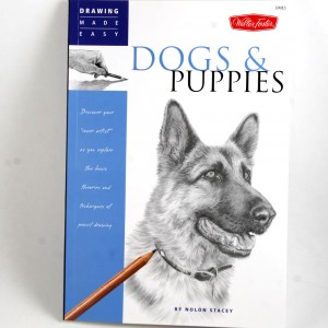 Dogs and Puppies: Drawing Made Easy