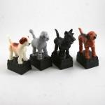 Dog Press Puppets [4 BREEDS]
