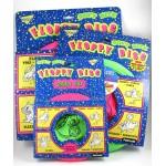 Floppy Disc Flyers by Booda