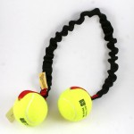 Bungee Ball Tug Toy by Genuine Dog
